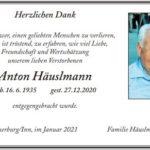 Häuslmann_Anton_Traueranzeige